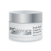 NYCskincare Fruit Acid Cream for damaged Skin