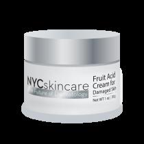 NYCskincare Fruit Acid Cream for damaged Skin