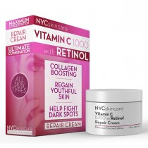 Vitamin C with Retinol Repair Cream