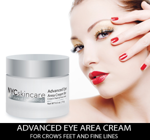 NYCskincare Advanced Eye Area Cream for cro